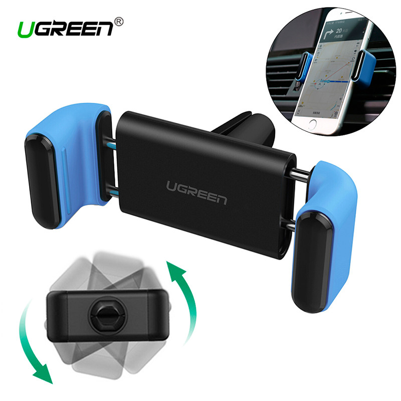 Универсальный автомобильный держатель Ugreen для телефона/навигатора