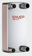 Пластинчатый паяный теплообменник Swep V400T