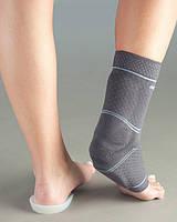 Тканый голеностопный бандаж для фиксации Ахиллова сухожилия Aurafix Турция / Af - 409