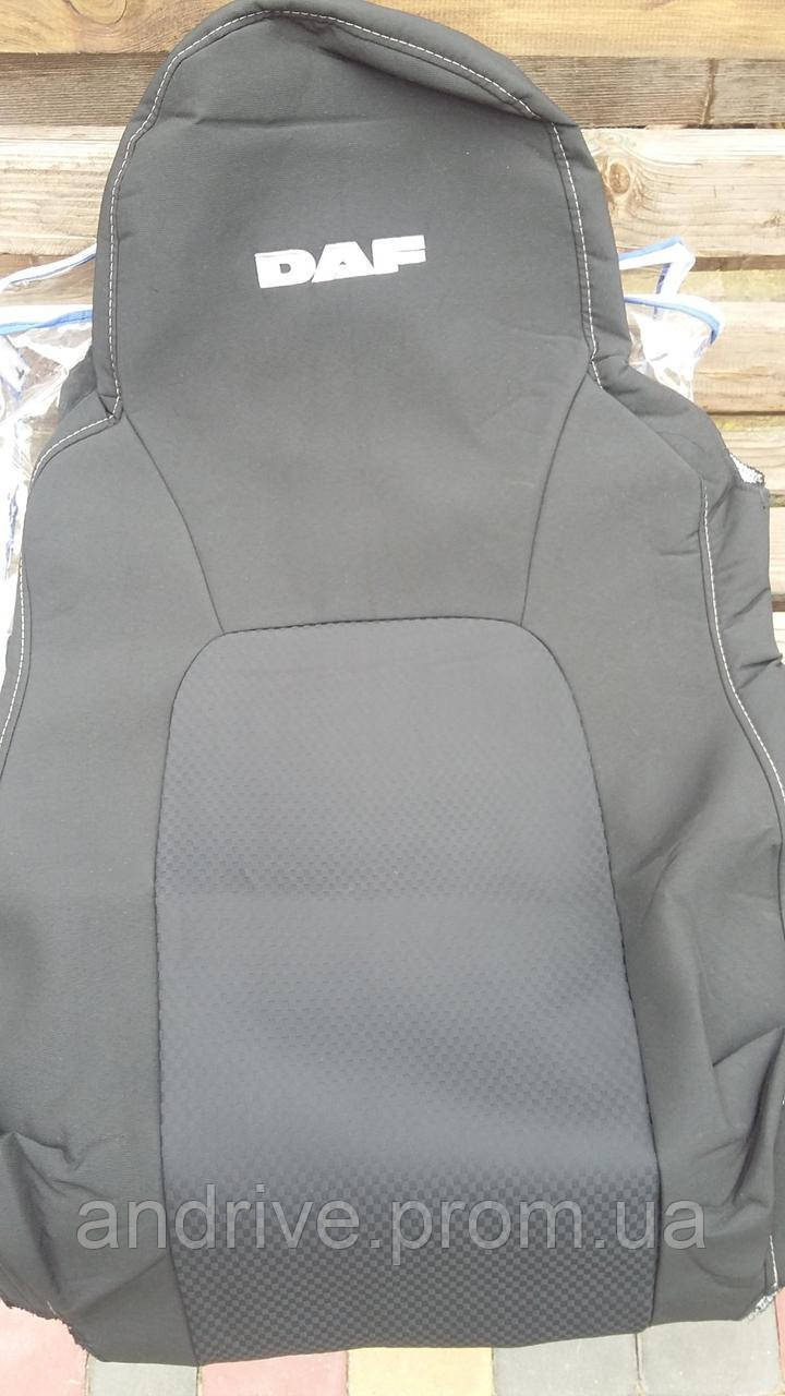 Авточохли DAF XF (1+1) 1997-2002 р