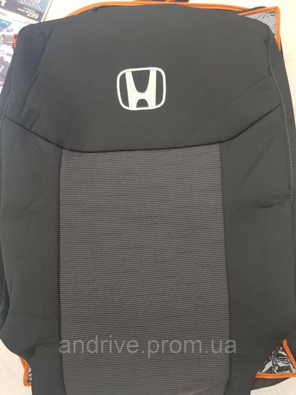 Авточехлы Honda Accord Sedan с 2013 г