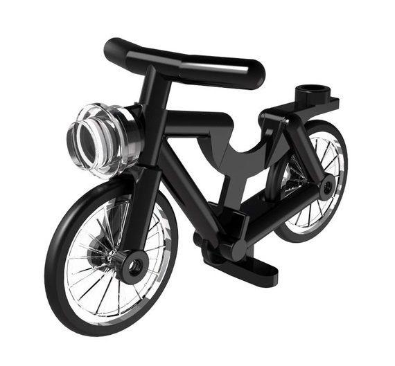 Фигурка велосипед Лего Lego