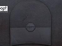 Набойка мужская ТОРY (ТОПИ), р. 74, цв. черный, т. 7.0 мм