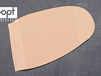 Подметка резиновая MAGNA (Китай), р.H3, цв. бежевый, т.2.2 мм