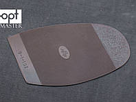 Подметка резиновая LONG LIFE (Китай), р.H3, цв. коричневый, т.2.5 мм