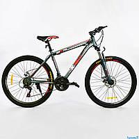 Спортивный велосипед хардтейл K-Rally 26 дюймов 17 рама CORSO