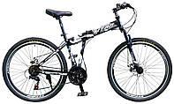 """Отличный горный велосипед складной 26"""" TITAN SOLIDER DD (Shimano)"""