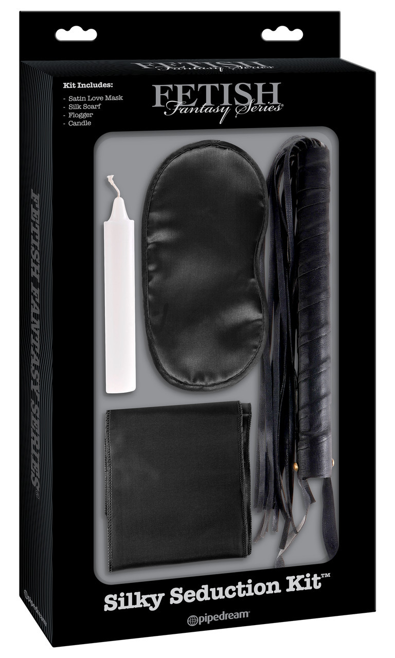 Садо-мазо набор Fetish Fantasy Limited Edition Silky Seduction Kit