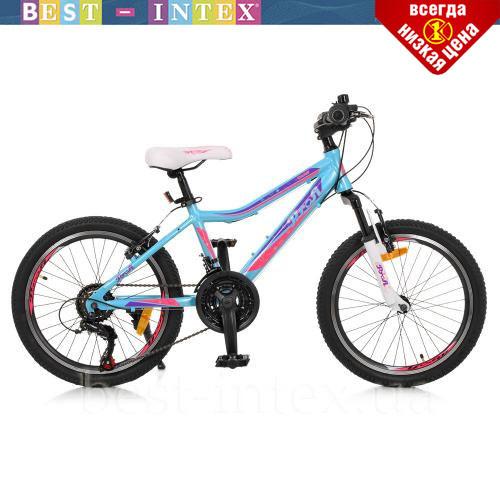Спортивний велосипед 20 дюймів Profi G20CARE A20.2