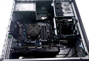 HP Z220 Tower / Intel Core i5-3470 (4 ядра по 3.1-3.8GHz) / 8 GB DDR3 / 500 GB HDD / nVidia GeForce GTX 1060 3 GB GDDR5 192-bit / USB 3.0, фото 3