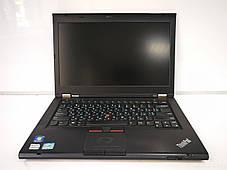 "Lenovo ThinkPad T430 / 14"" / 1600x900 HD+ / Intel Core i5-3320M (2(4)ядра по 2.60-3.30GHz) / 8GB DDR3 / new! 240GB SSD / VGA, USB 3.0, WebCam, фото 2"