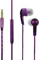 Наушники TOTO Наушники TOTO Earphone Mi5 Metal Purple F_52634