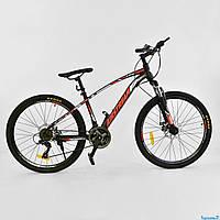 Горный велосипед 26 дюймов 17 рама CORSO AIRSTREAM Shimano