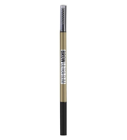 Автоматический карандаш для бровей Maybelline Brow Ultra Slim Eyebrow Pencil, оттенок 01