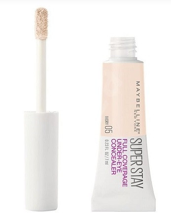Консилер для глаз Maybelline Super Stay Under Eye Concealer, оттенок 05, 6 мл