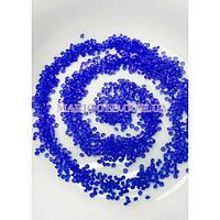 Кристалл Пикси sapphire, 1,2 мм, 100 шт