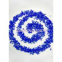 Кристалл Пикси sapphire AB, 1,2 мм, 100 шт