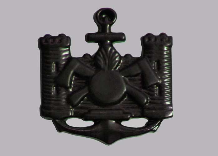 Эмблема инженерных войск  (полевая) нового образца