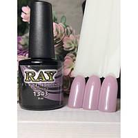 Гель-лак для ногтей RAY № 1343 (лиловая пастель), 10ml