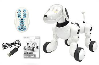 Интерактивная Робот-собака на радиоуправлении 619 р/у