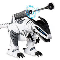 Динозавр робот K9  р/у,аккум, 66см, звук,свет