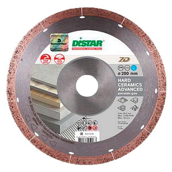 Алмазный диск Di-Star по керамограниту 1A1R 200х1,3х10х25,4 мм (11120349015)