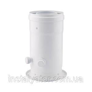 Коаксиальный адаптер Sime для традиционных котлов 60/100 140 мм