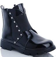 Демисезонные ботинки Солнце FG89-3A. Размеры 32 - 37