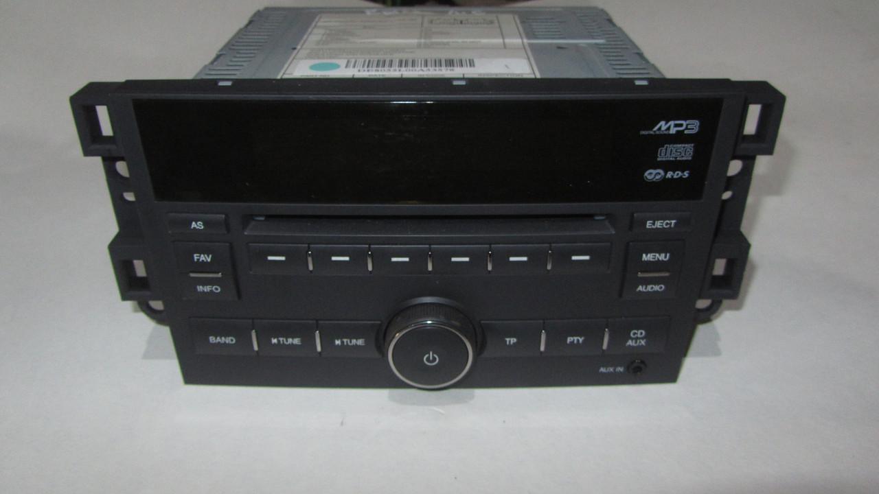 Штатная магнитола 2DIN AUX Chevrolet Epica 96647737