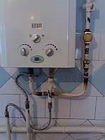Замена пьезоэлемента газовой колонки