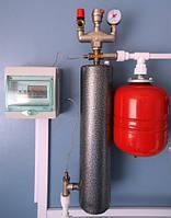 Промывка котла/теплообменника электрокотлов