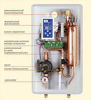 Замена проводки электрокотла