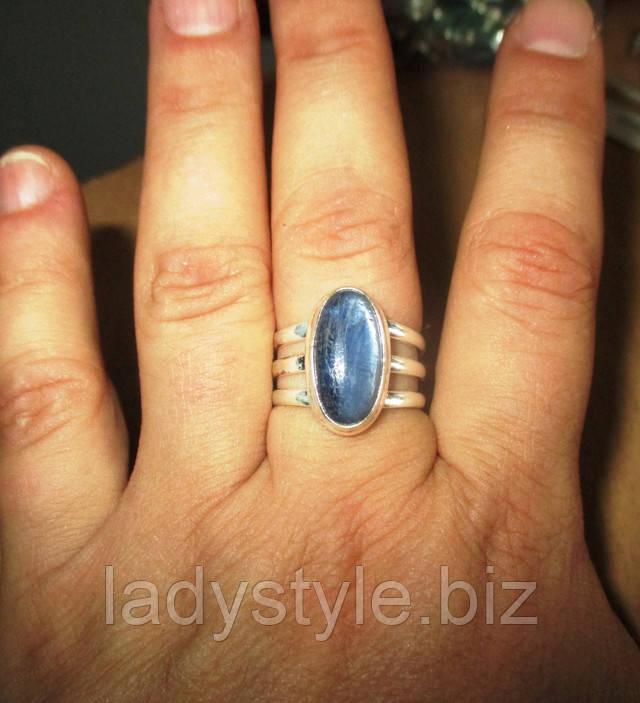 купити прикраси натуральний танзаніт кільце сережки перстень прикраси