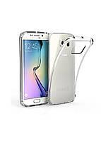Чехол-накладка на Samsung Galaxy S6 Penny 14,5х7,5см Прозрачный