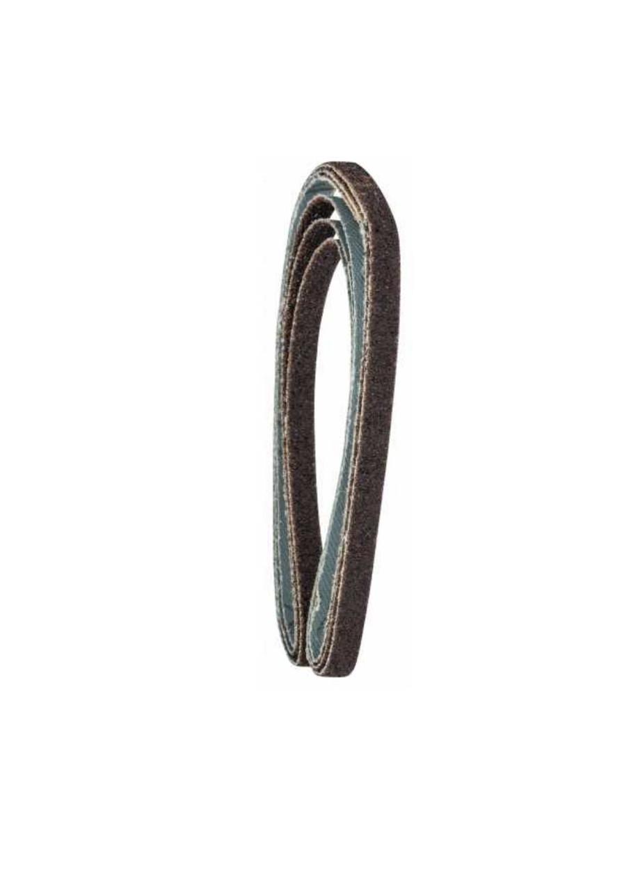 Шлифовальная лента для дерева (3шт) Bosch 0,6х45,1см Коричневий