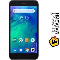 Xiaomi Redmi Go 1/16GB Dual Sim Blue мобильный телефон недорогие сенсорный моноблок gprs, edge, 3g, 4g - синий