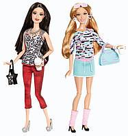 """Кукла Ракель и Саммер серии """"Дом Мечты"""" / Barbie Life in the Dreamhouse Raquelle & Summer Giftset"""