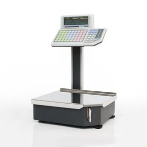 Весы с печатью этикетки ШТРИХ-ПРИНТ