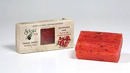 Мыло SELESTAlife Глицериновое мыло SELESTAlife Гранат (Растительный глицерин, оливковое масло и гранат.) 100 гр 3300016