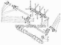Рычаг управления пальчикового механизма шнека жатки CLAAS 645816.1