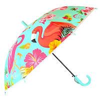 Зонтик детский REAL R50см. RST- 046 Фламинго
