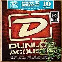 Струны для акустической гитары Dunlop DAP 1047