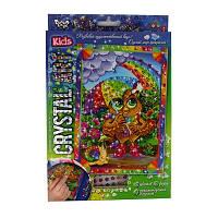 Детское творчество  рисование картина по контуру CRYSTAL ART KIDS CArt-000-01,02,03,,,10