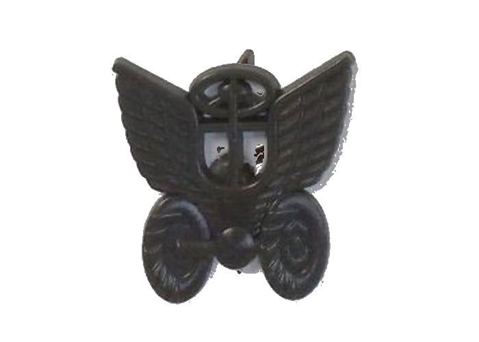 Эмблема автомобильных войск (полевая) нового образца