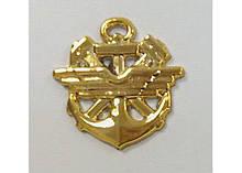 Емблема ДССТ (золотиста)нов обр