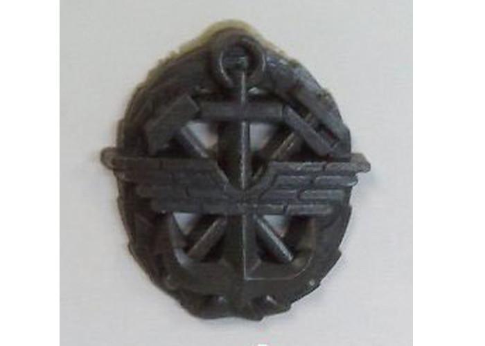 Эмблема ДССТ  (полевая)стар обр