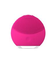 Електрична силіконова щітка-масажер для чищення обличчя Forever LUNA mini