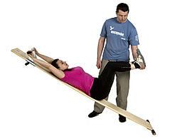 Тренажер для спины ( при протрузиях, грыжах, сколиозе, радикулите, остеохондрозе)
