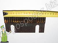 Купить Нож к измельчителю, свеклорезке, нож волнистый каленый длиной 16.5 см