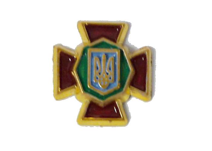 Эмблема НГУ национальной гвардии (парадная)